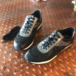 Michael Korda tennis shoe